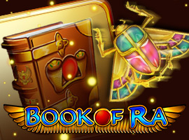 Der tolle Video-Spielautomat Book of Ra Tipps